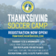 HCSC Announce Thanksgiving Camp