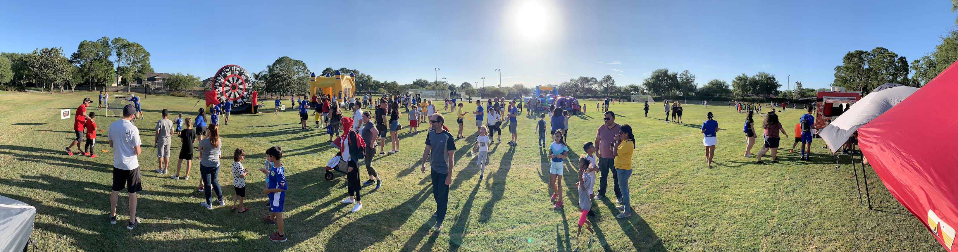 Hunter's Creek Soccer Club Volunteer